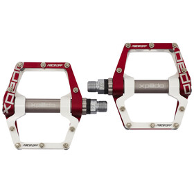 Xpedo XMX18AC Pedals red/white